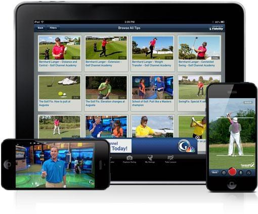 golf-app